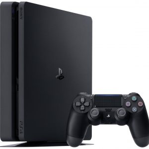 PlayStation 4 (PS4) Slim 500GB with Controller (Used)